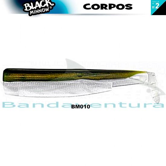 BLACK MINNOW 90 - Nº2 - BM010