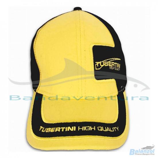 TUBERTINI TEAM CAP YELLOW/BLACK