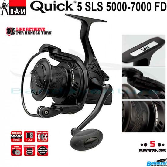 DAM QUICK 5 SLS 5000 - 7000 FD