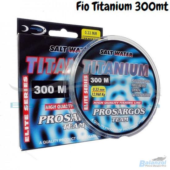 TITANIUM LINE 300MT