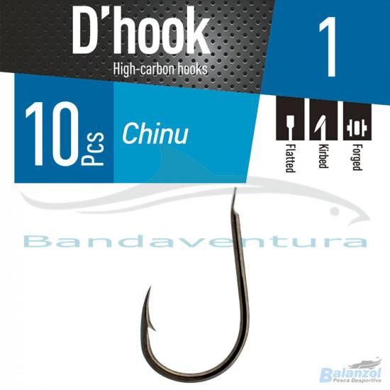 DAIWA D'HOOK CHINU
