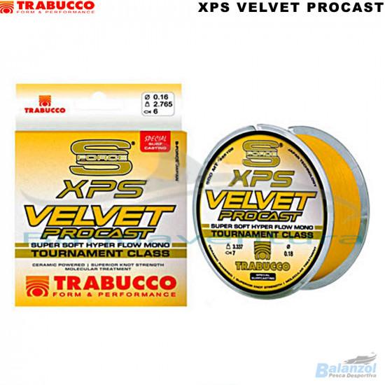 TRABUCCO XPS VELVET PROCAST 600MTS