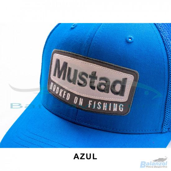 MUSTAD PATCH CAP