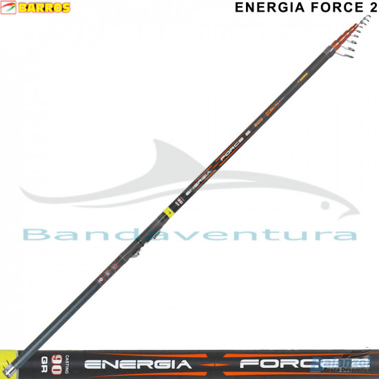 BARROS ENERGIA FORCE 2