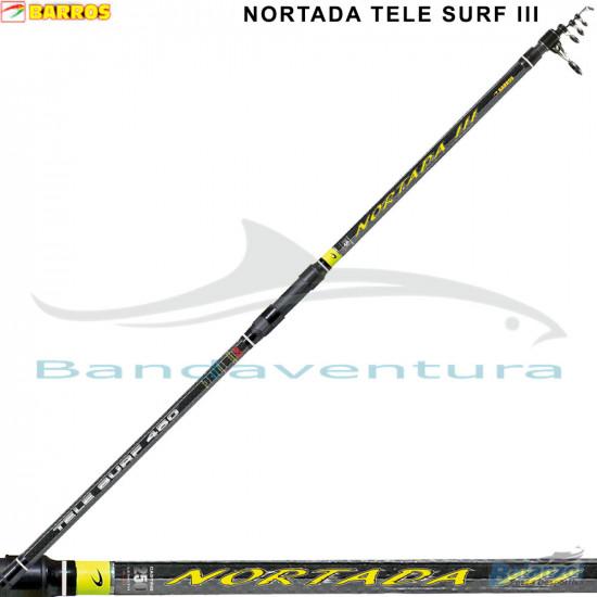BARROS NORTADA TELE SURF III