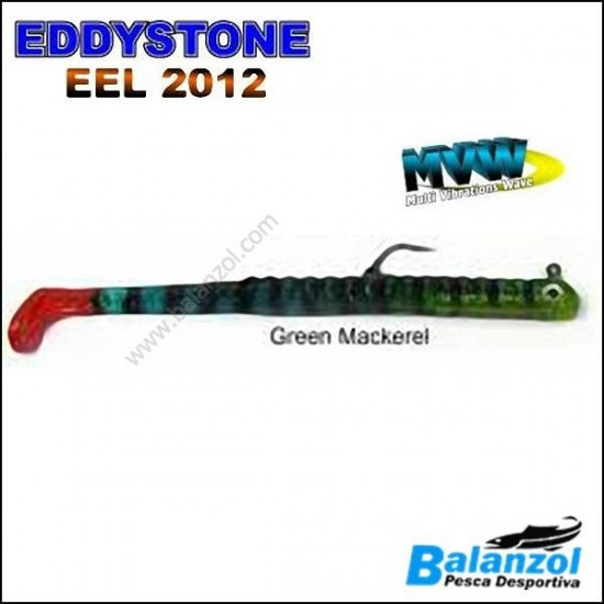 EDDYSTONE EEL 2012 GREEN MACK 170 mm