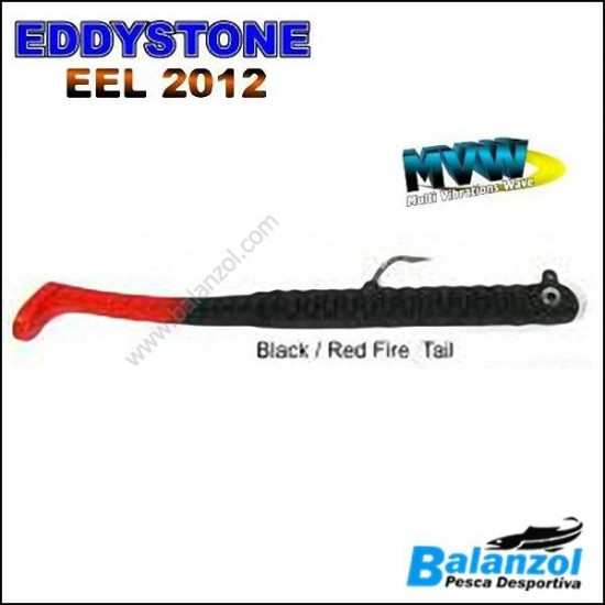 EDDYSTONE EEL 2012 BLACK RED FIRE 140 mm