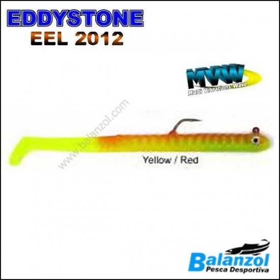 EDDYSTONE EEL 2012 YELLOW ORANGE170 mm