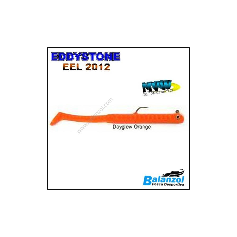EDDYSTONE EEL 2012 ORANGE 170 mm