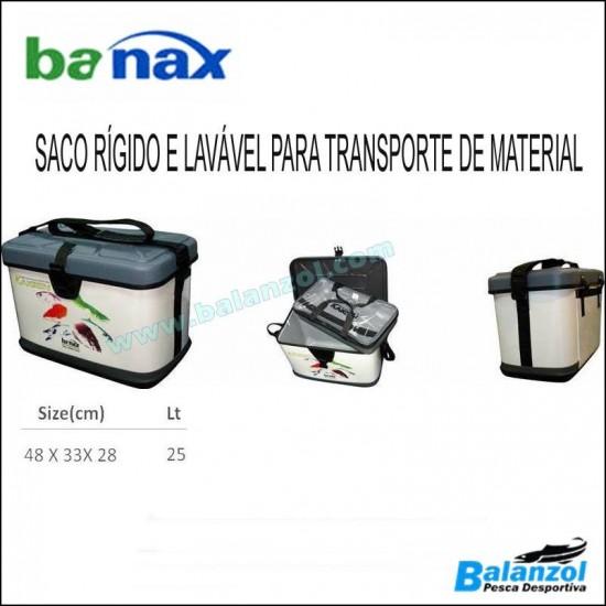 SACO BANAX RIGIDO E LAVAVEL 25 Lt