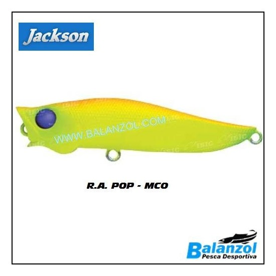 JACKSON R.A. POP - MCO