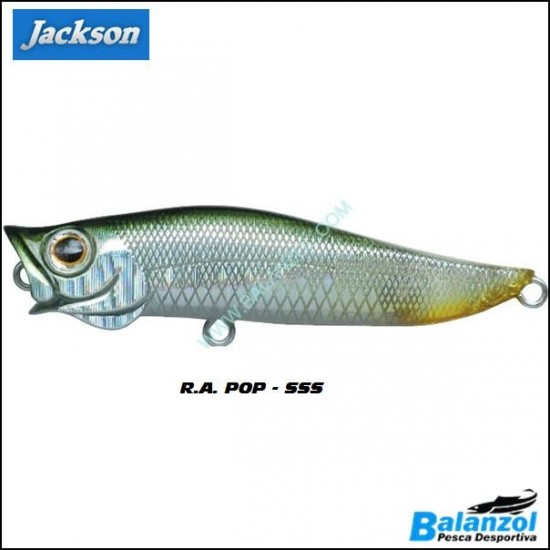 JACKSON R.A. POP - SSS