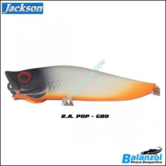JACKSON R.A. POP - GBO