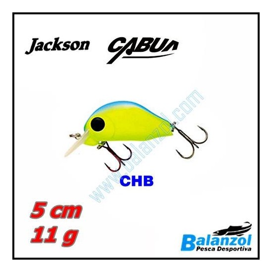 JACKSON CABUA - CHB