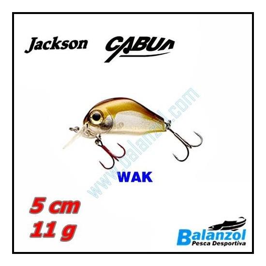 JACKSON CABUA - WAK