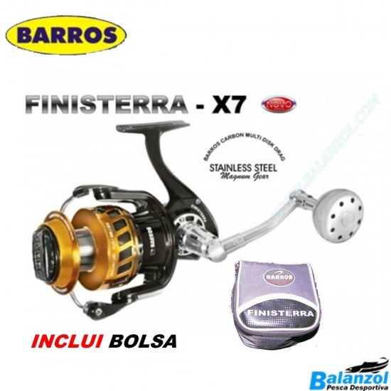 BARROS FINISTERRA - X7