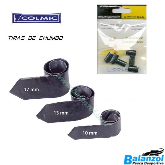 TIRAS DE CHUMBO COLMIC