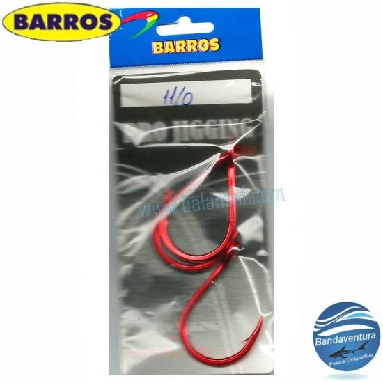 BARROS PRO JIGGING TEAM RED 11/0