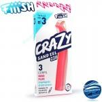 CORPOS FIIISH CRAZY SAND EEL 220 - ROSA FLUO
