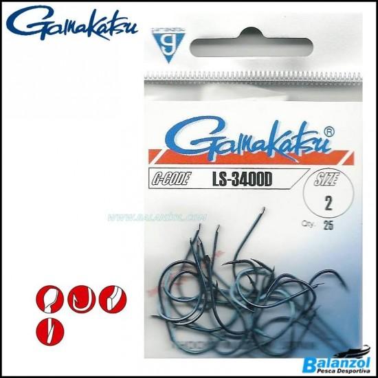 GAMAKATSU LS-3400D