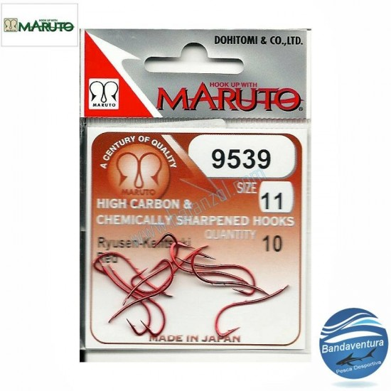 ANZOL MARUTO 9539 RED