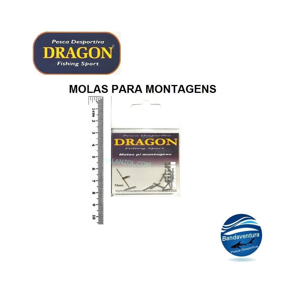 MOLAS PARA MONTAGENS DRAGON