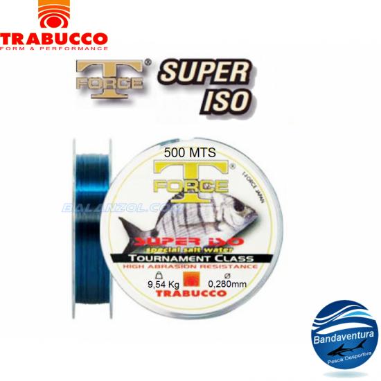 TRABUCCO T FORCE SUPER ISO 500 MTS