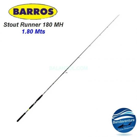 BARROS STOUT RUNNER 180-MH