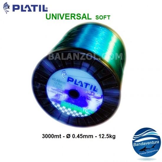 PLATIL UNIVERSAL SOFT AZUL 3000 MT
