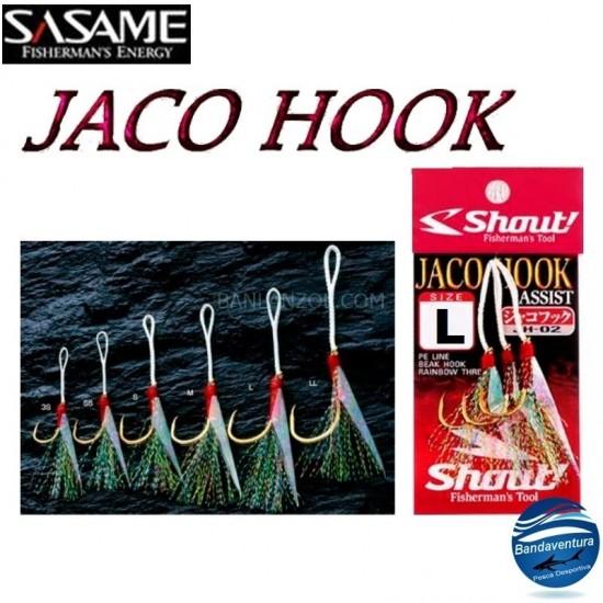 SASAME SHOUT JACO HOOK GOLD