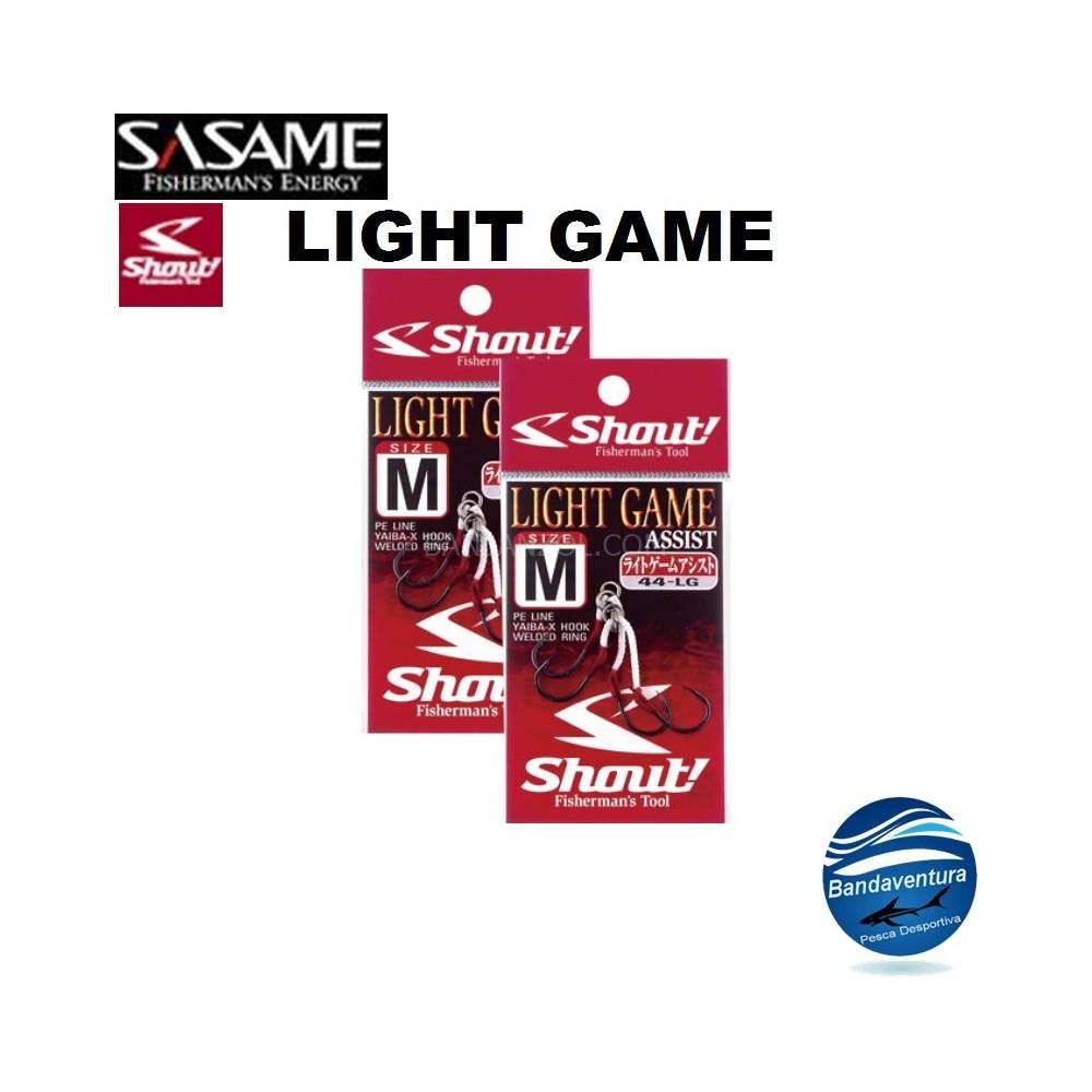 SASAME SHOUT LIGHT GAME