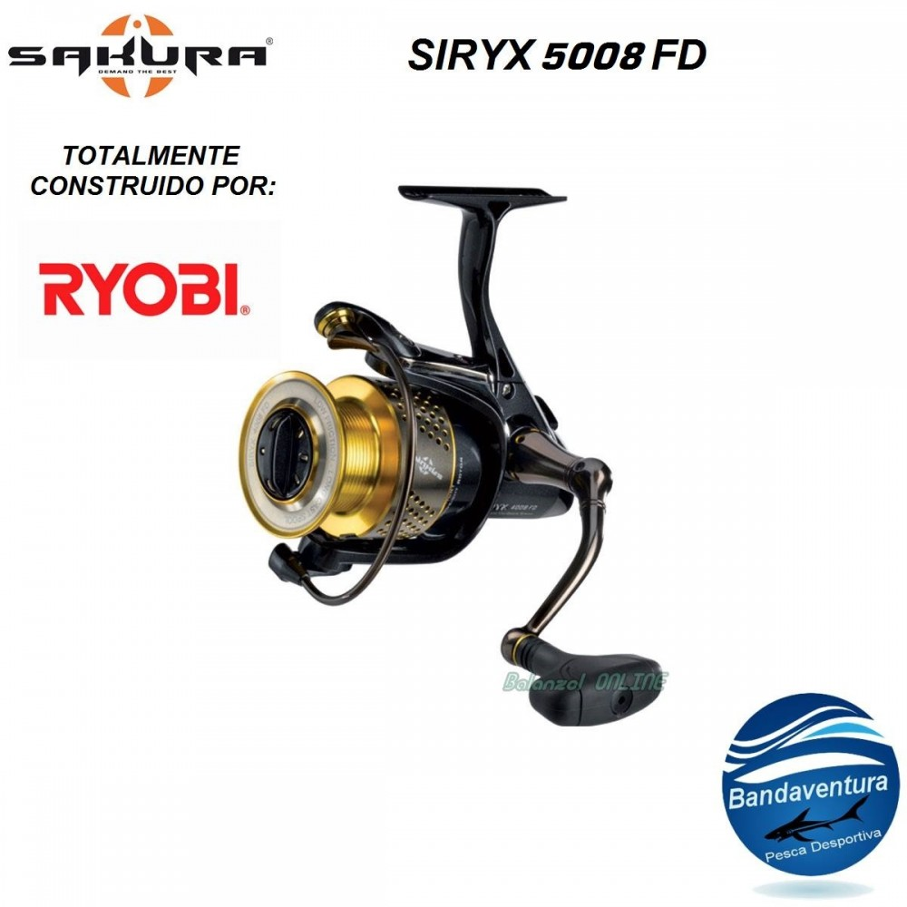 SAKURA SIRYX 5008 FD
