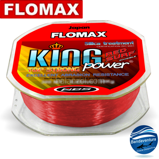 FLOMAX KING POWER RED SURF 300MT