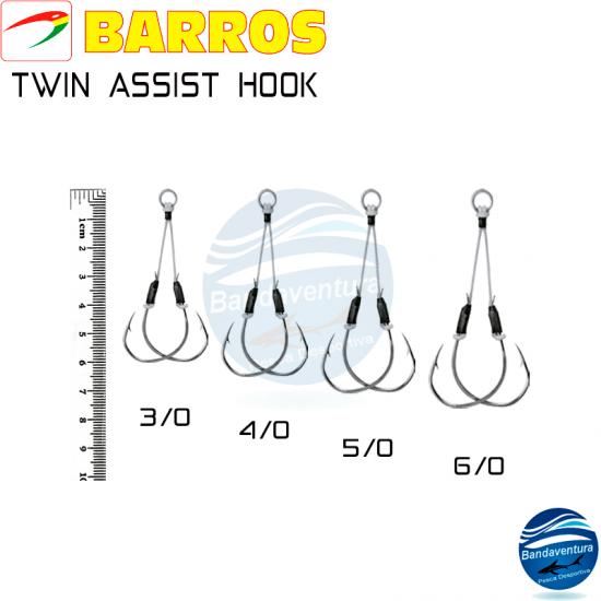 BARROS TWIN ASSIST HOOK