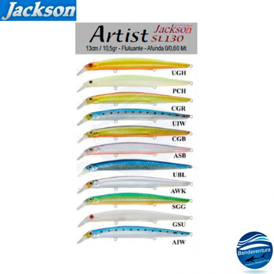 JACKSON ARTIST SL130