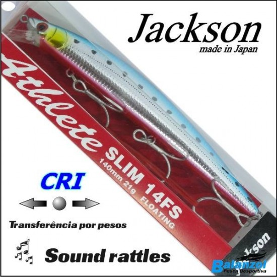 JACKSON ATHLETE SLIM 14FS