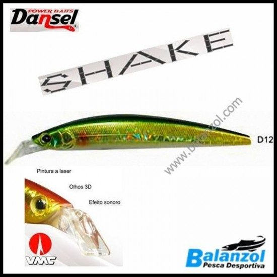 DANSEL SHAKE