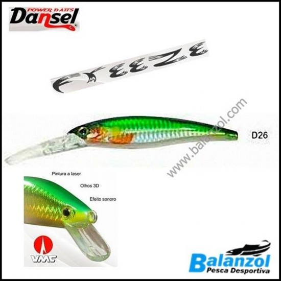 DANSEL FREEZE