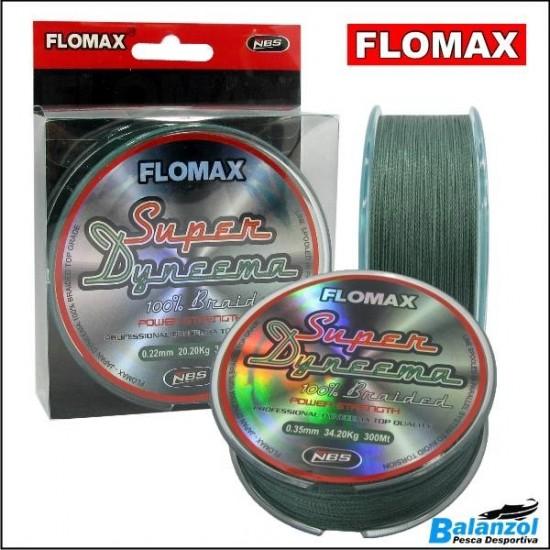 FLOMAX DYNEEMA 300MT
